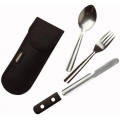 SET TACAMURI  FERRINO INOX