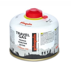 BUTELIE CU VALVA PINGUIN TRAVEL GAS 230 g
