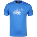 TRICOU BARBATESC TRESPASS NEWARK COBALT