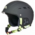 CASCA SCHI TRESPASS FURILLO BLACK