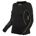 BLUZA DE CORP DAMA TRESPASS DLX HUNTER