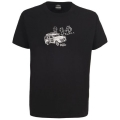 TRICOU BARBATESC TRESPASS NEWARK BLACK