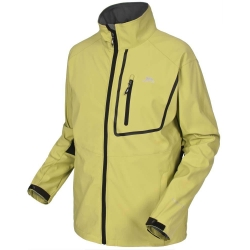 JACHETA SOFTSHELL TRESPASS SANDRAY GREENGLOW