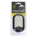 LAMPA CAMPING TRESPASS KLAMP