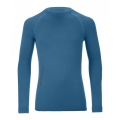 BLUZA ORTOVOX MERINO 230 COMPETITION MEN - MODEL 2018
