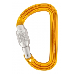 CARABINIERA PETZL SM'D SCREW LOCK